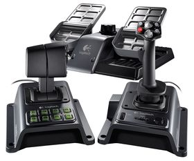 Logitech Flight System G940.