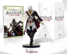 Assassin's Creed II White Edition.