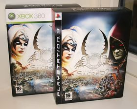 Sacred 2: Collector's Edition.