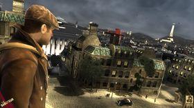 Protagonisten i Saboteur kjemper for innbyggerne i Paris.