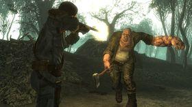 Altfor få spill lar deg karnøfle bondeknøler med skytevåpen og spader.