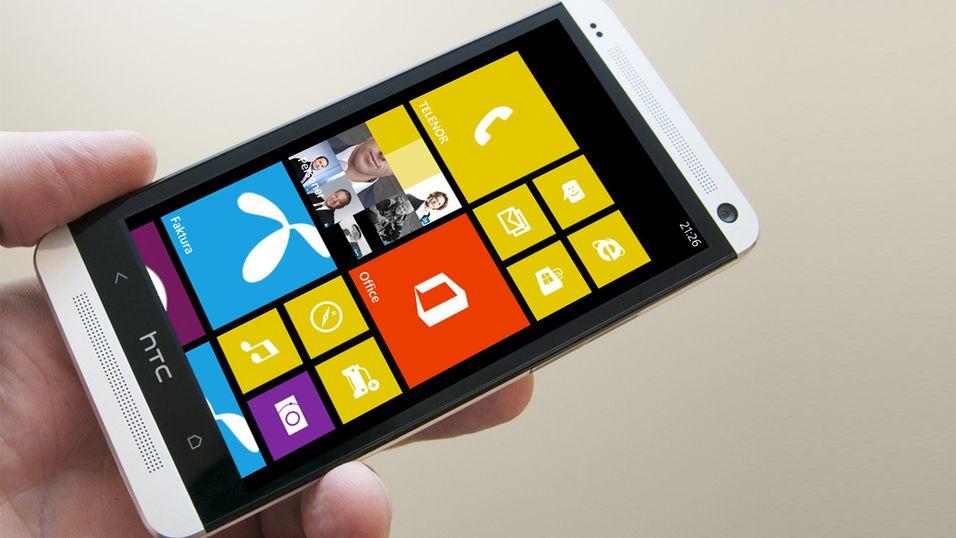Vil ha Windows på Android-telefoner