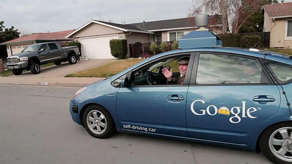 Google vil ha gestkontroll i bilen