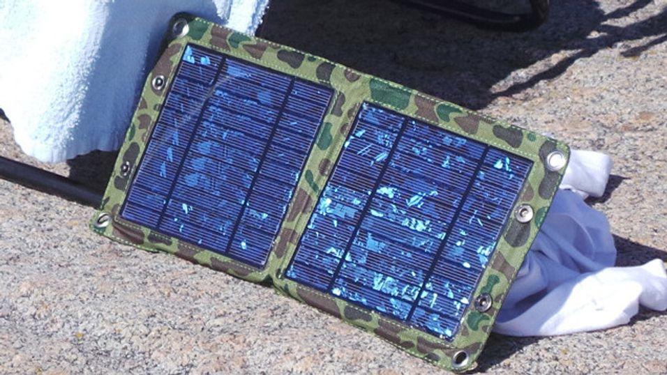 DAGENS DINGS: Lad mobilbatteriene med lys
