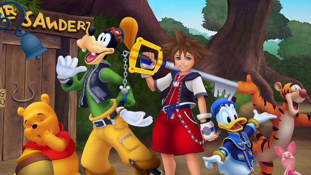 ANMELDELSE: Kingdom Hearts HD 1.5 ReMIX