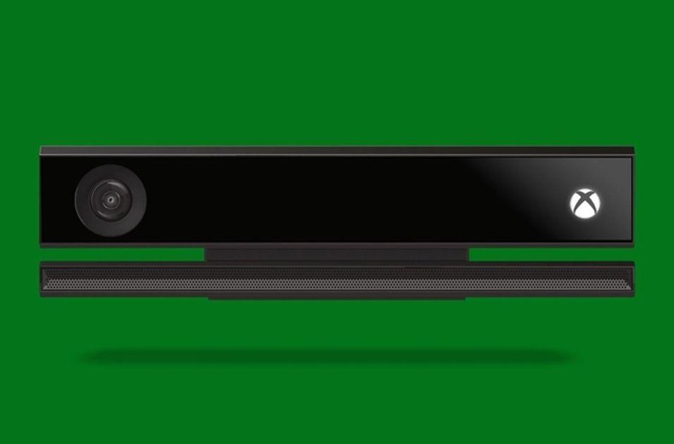 Kinect skal ikke trenge seg på.