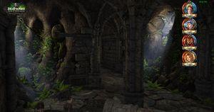 To ferske bilder fra spillet.