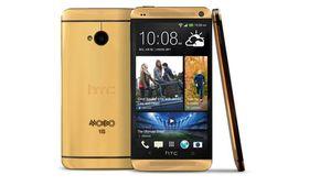 HTC har lansert sitt flaggskip, One, i 18 karat gull.