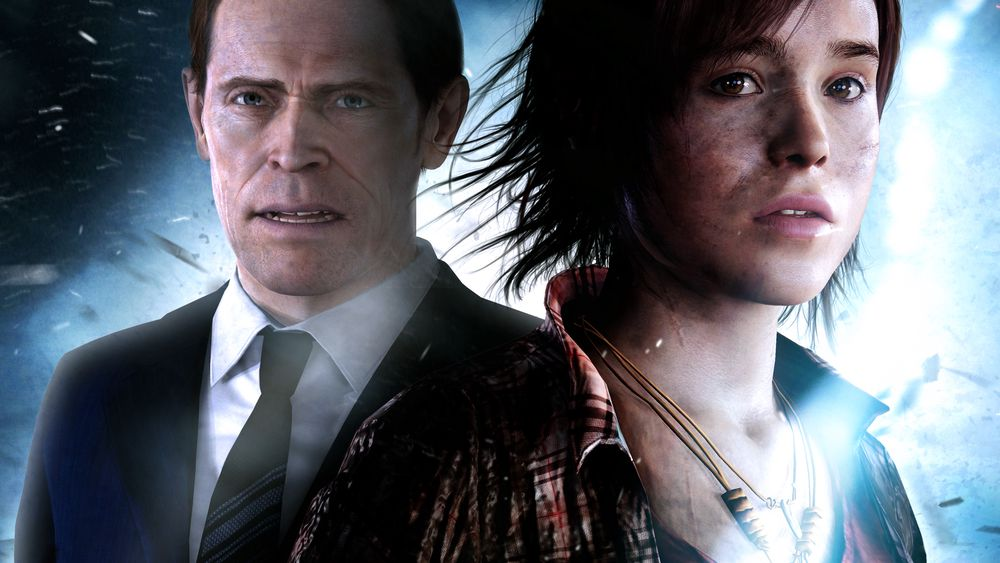 Beyond: Two Souls.