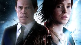 Beyond: Two Souls kan spelast over nettskya med PlayStation Now.