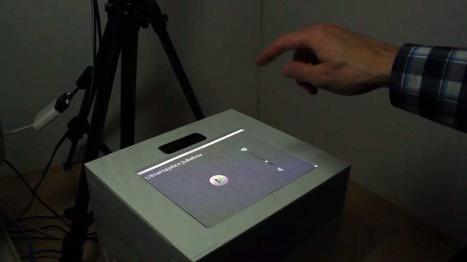 Nå kan du «kjenne» virtuelle objekter i løse luften - uten utstyr