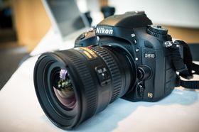 Nikon viste fram sin nye D610.