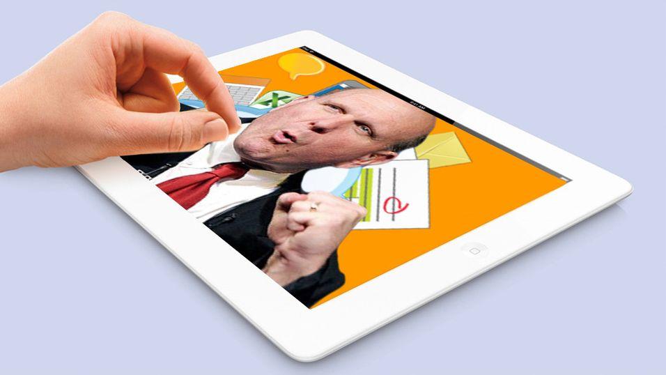 Office kan komme til iPad før Windows 8-versjonen