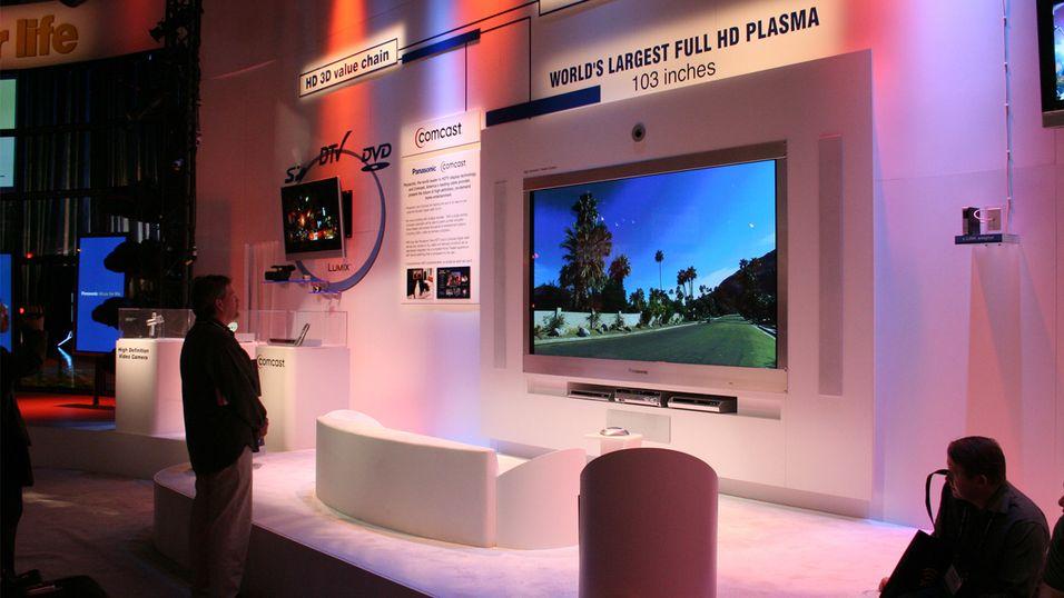 Skaff deg en plasma-TV før det er for sent
