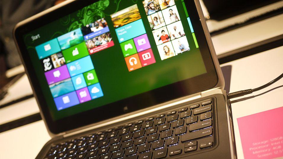 – Windows 9 vil forene alt