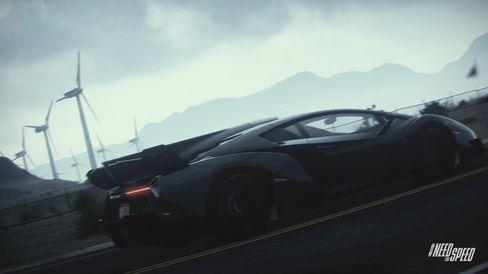 Liker du raske biler har Rivals dusinvis.