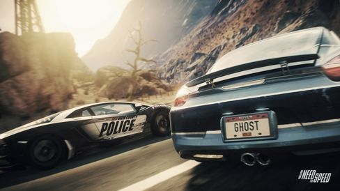 Need for Speed: Ghost?