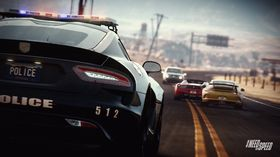 Need for Speed: Rivals.
