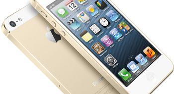 Nå kommer iPhone 5S og iPhone 5C til Norge