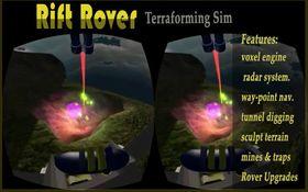Rift Rover har masser av potensiale, men byr på alt for mye blinkende lys – særlig når man graver seg ned under bakken.