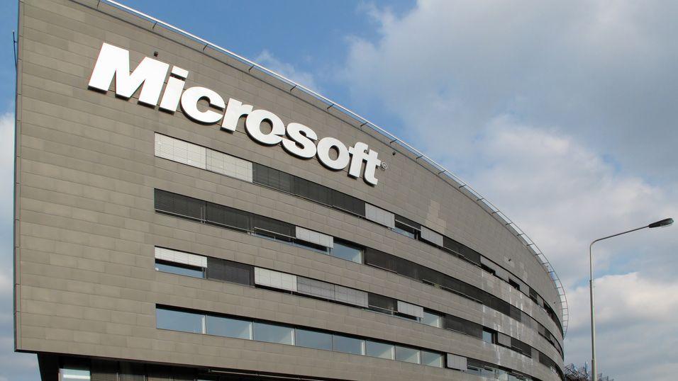 Microsoft utbetalte rekorddusør til hacke-ekspert