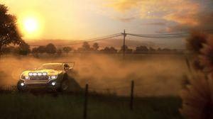 The Crew er et offisielt spill om podkasterne i Rad Crew, og dreier seg om deres massive road trip gjennom USA. (bilde: Ubisoft).