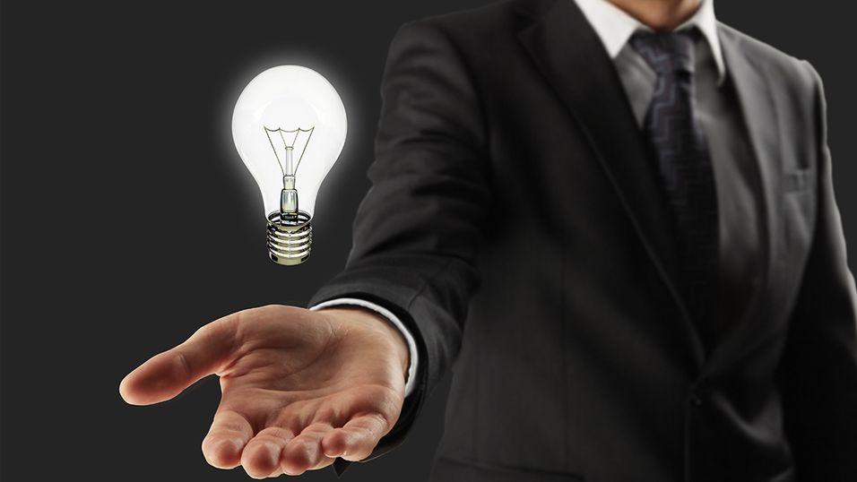 Sitter du på en god idé?