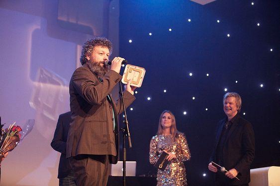 Prisen for Årets app deles ut under festmiddagen og prisutdelingen på Gulltasten.