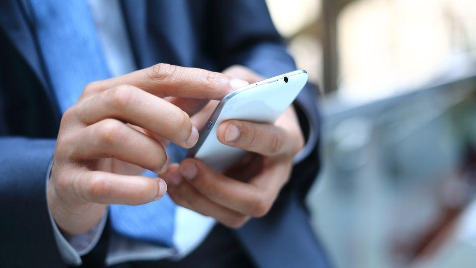 Gir deg personlig sentralbord på mobilen