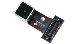 Bildebrikken Oppo har kjøpt er svært liten, og passer fint i alle former for mobile produkter.