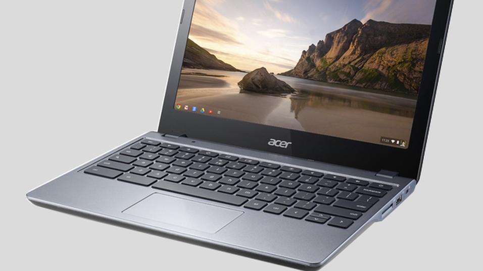 Acer sin nye Chromebook har kommet til Norge