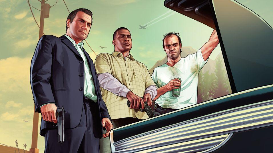 Kommer Grand Theft Auto V til PC?