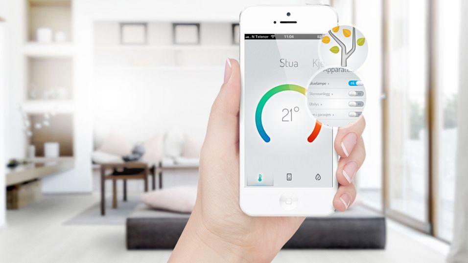 Norske Viva vil gjøre huset ditt smart