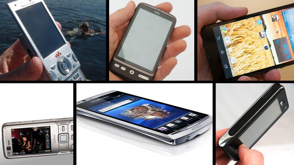 Dette er tidenes mest populære mobiltester