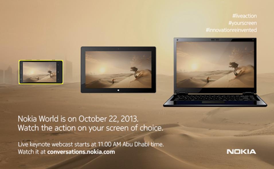 Nokia kan komme med både brettmobil, nettbrett og PC