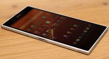 Test: Sony Xperia Z Ultra