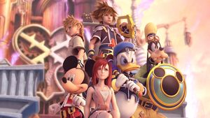 Kingdom Hearts 2.5 HD Remix kommer neste år