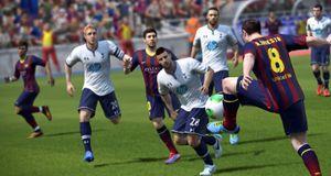 Røk du ut av vår FIFA-turnering forrige uke?