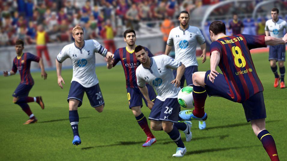 E-SPORT: Røk du ut av vår FIFA-turnering forrige uke?
