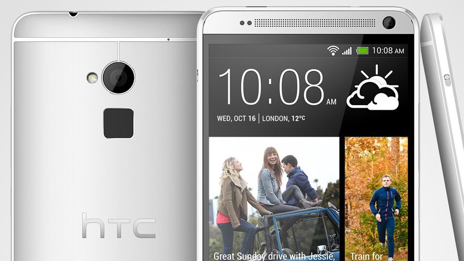SNIKTITT: Vi prøvekjører bolet versjon av HTCOne