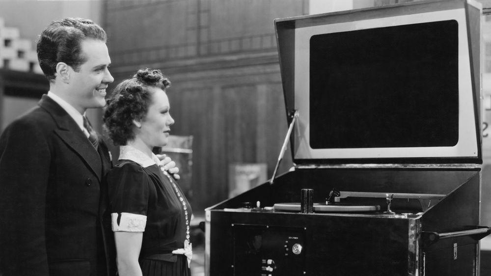 FEATURE: Slik ble den første TV-en til