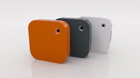 Narrative Clip er kameraet, som kommer i tre forskjellige farger.
