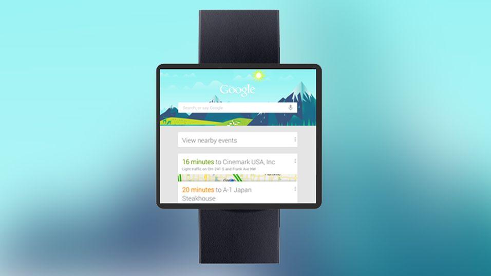 – Googles smartklokke er nær lansering