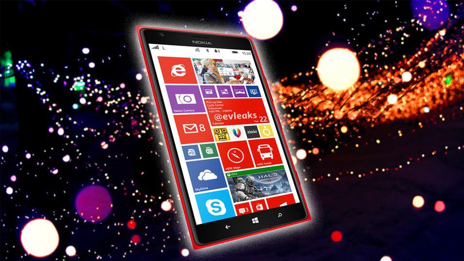 Alle detaljer om Nokia Lumia 1520 er avslørt