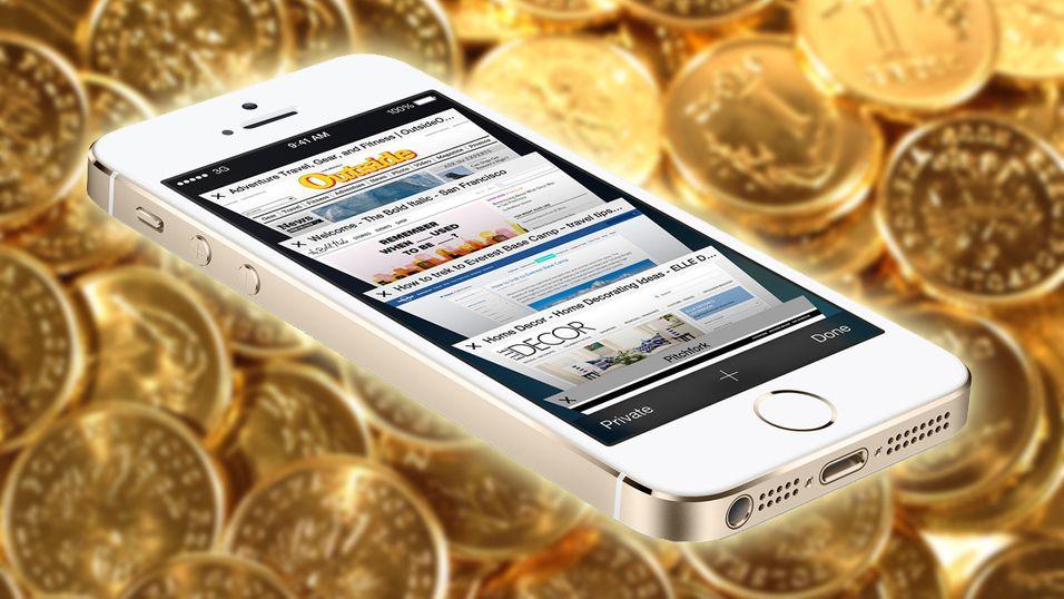 Desperat fan kjøpte iPhone 5S for 60000 kroner