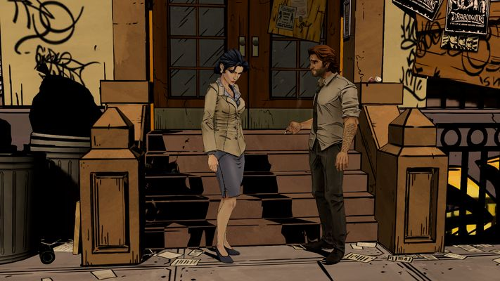 The Wolf Among Us: Episode 1
