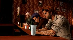 The Wolf Among Us (Skjermbilde: Telltale Games).