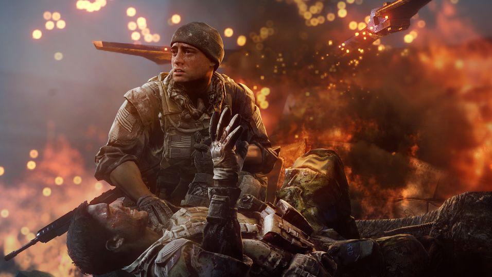 Planer om å kjøpe Battlefield 4 på Xbox 360?