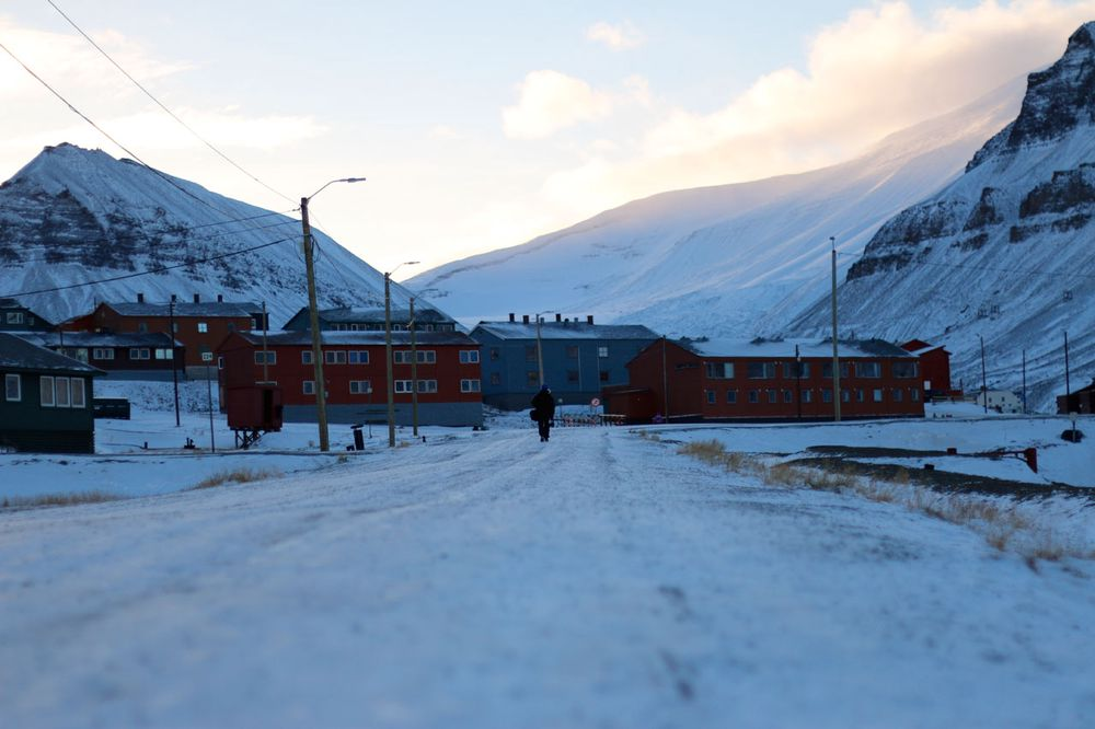 Longyearbyen.