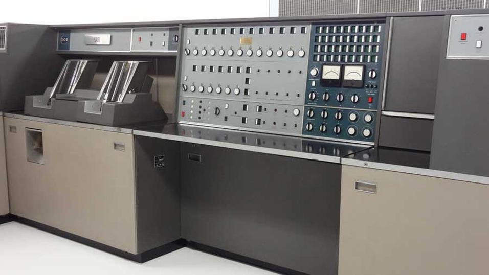 Et eksemplar av ICT 1301.